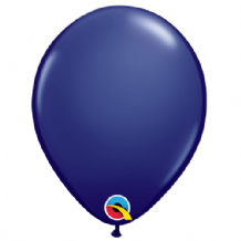 "Navy 5 inch Balloons - Qualatex 5"" Balloons 100pcs"